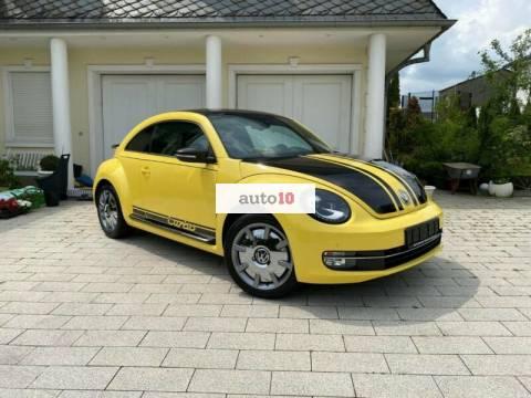 Volkswagen Beetle Turbo 2.0 TSI Sport
