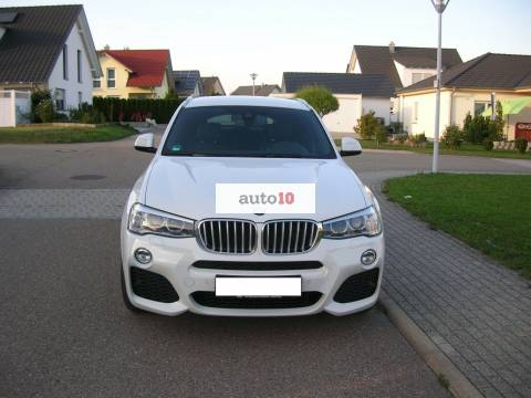 BMW X4 xDrive30d Aut. - M Sportpaket