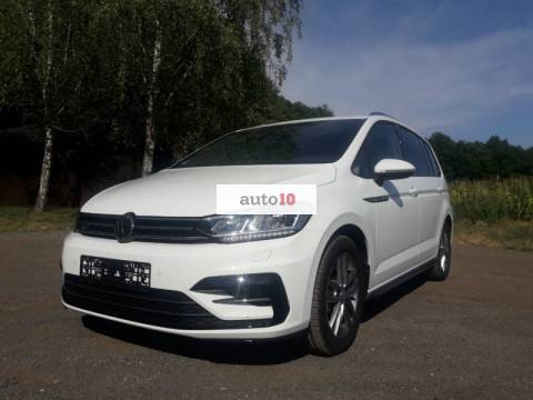 Volkswagen Touran 2.0 TDI R-line BlueMotion Technology