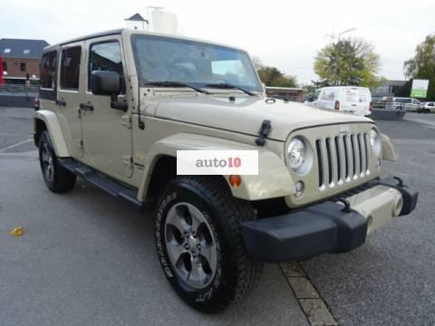 Jeep Wrangler 3.6l V6 Unlimited Sahara Automatik