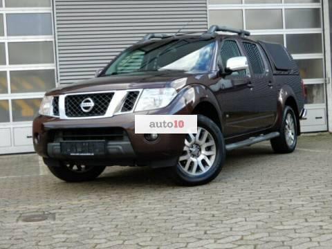 Nissan Navara 3.0 dCi 4 porte Double Cab LE V6