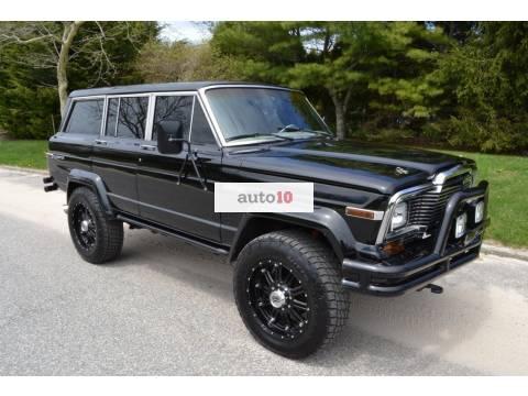 Jeep Wagoneer Diesel
