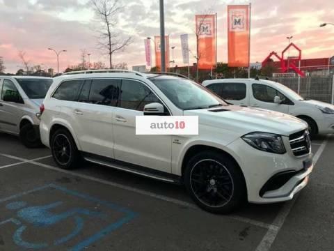 Mercedes-Benz GLS 63 AMG Clase X166 4Matic Aut