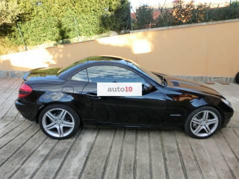 Mercedes Benz SLK 200 K 2LOOK Edition