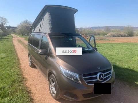 Mercedes-Benz Camping car Marco Polo