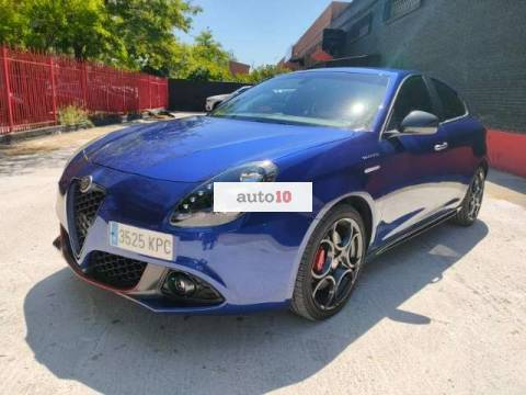 Alfa Romeo Giulietta 1.7 TB Veloce TCT 240