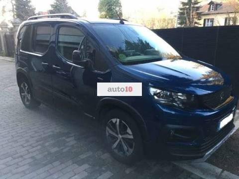 Peugeot Rifter 1.5BlueHDi S