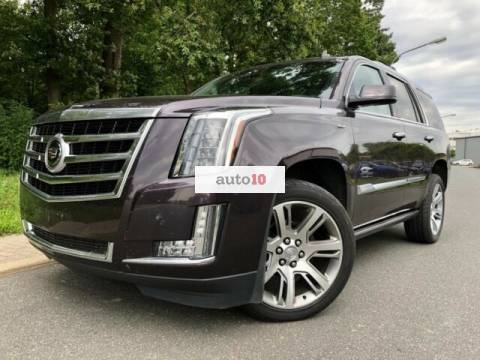 Cadillac Escalade 6.2 4x4