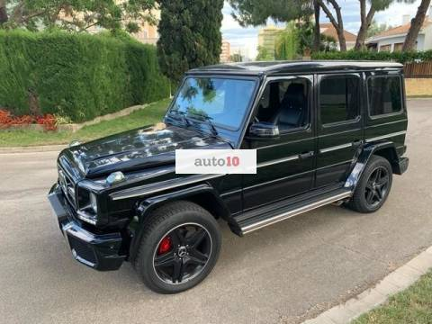Mercedes-Benz G 270 CDI SW Largo Aut.