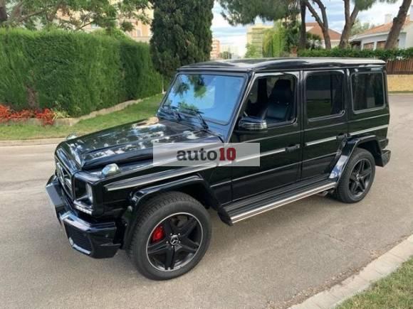Mercedes-Benz G 270 CDI SW Largo Aut.