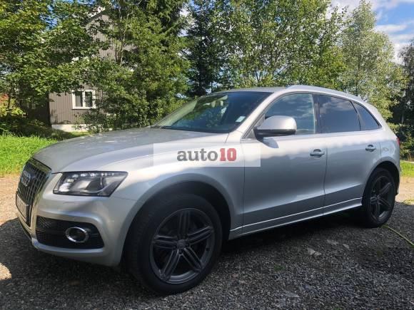 Audi Q5 S-Line 3.0-240,QUATTRO,S-Tronic,2012, 154040 km