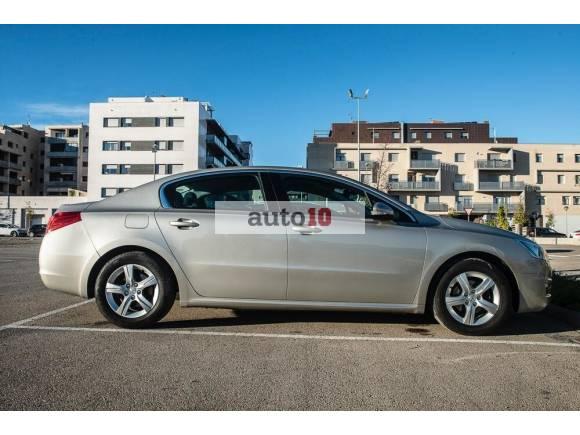 Peugeot 508 HDI 140CV con Garantía Mecánica 6 meses