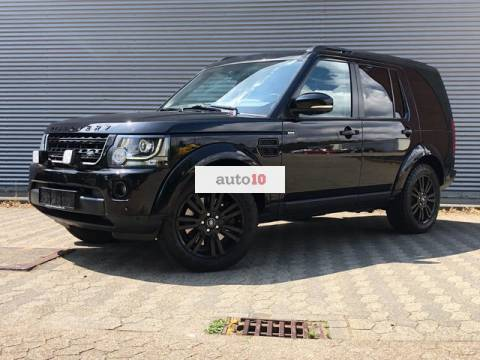 Land Rover Discovery HSE Panorama