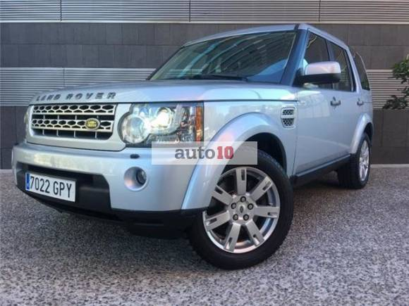 Land Rover Discovery 3.0TDV6 SE Aut.