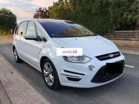 Ford S-Max 2.2 TDCi DPF Titanium Xenon Navi Panorama