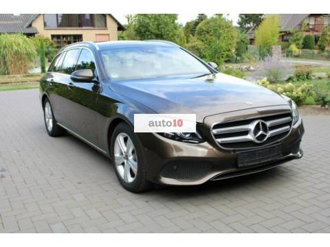 Mercedes-Benz E 220 d T Avantgarde