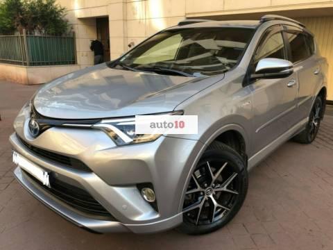 Toyota RAV 4 197 HYBRIDE EXCLUSIVE 2WD CVT