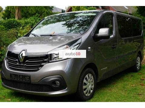 Renault Trafic ENERGY dCi 145 Grand Combi Expression