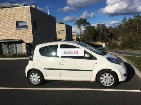 Citroen C1 68 Seduction, 2012, 49 000 km