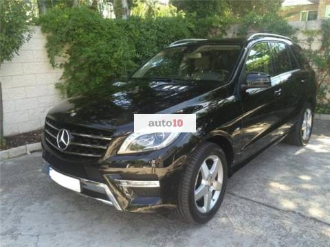 Mercedes-Benz ML 250 250CDI BT 4M (9.75)