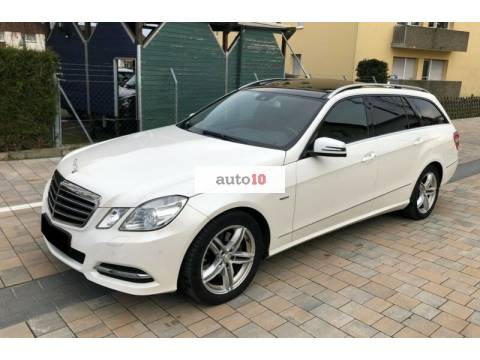 Mercedes-Benz E 350 T CDI DPF 4Matic Avantgarde Panorama