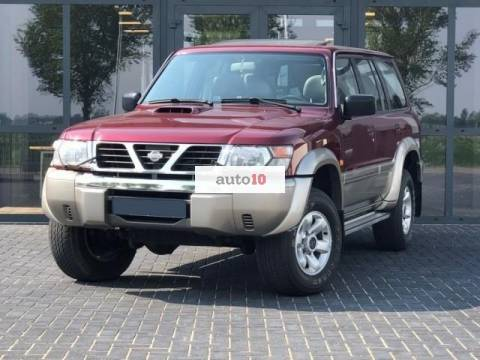 Nissan Patrol GR 3.0 DI Elegance