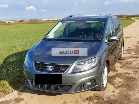 SEAT Alhambra 2.0 TDI Ecomotive FR-Line