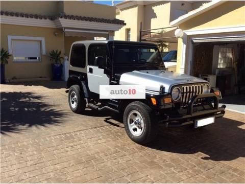 Jeep Wrangler 2.4 Sport Techo Duro