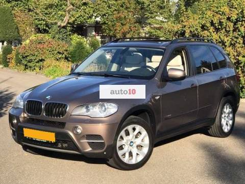 BMW X5 3.5i xDrive 7 Plazas