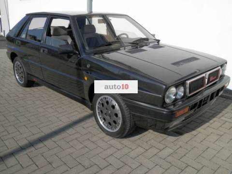 Lancia Delta HF Integrale 8V Turbo
