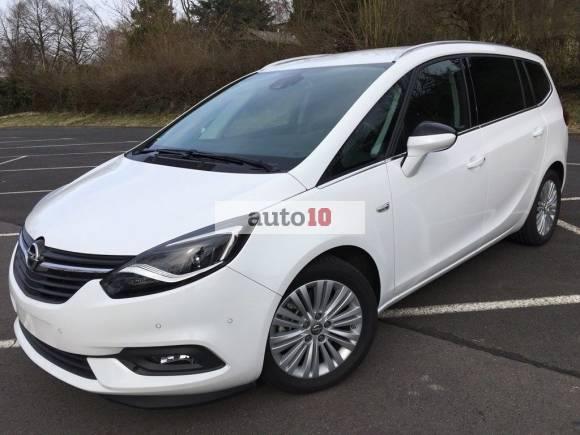 Opel Zafira INNOVACIÓN Turbo inyección directa