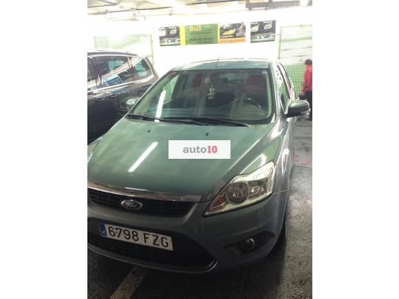 Ford Focus Berlina Trend 1.6 TDCi 109 CV (2008)