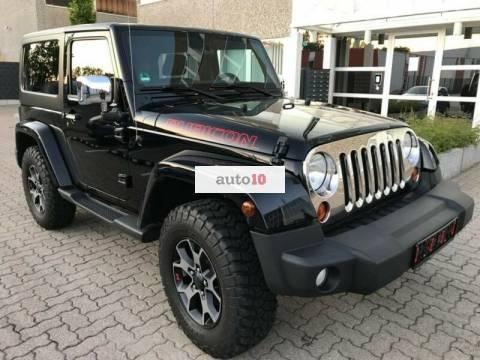 Jeep Wrangler Hard-Softtop 2.8 CRD Automatik