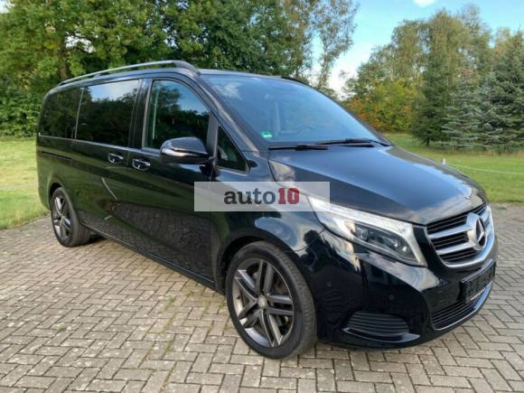 Mercedes-Benz V 250 d lang 7G-TRONIC Exclusive Edition