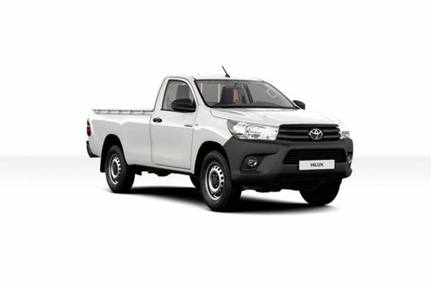 Toyota Hilux 2.4 150D Cabina Sencilla GX 4x4 M/T (150)