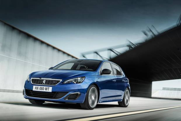 Peugeot 308 2.0 BlueHDi GT 5p  EAT8 (180)