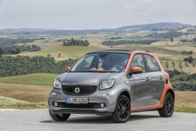 Nuevo Smart Smart Forfour