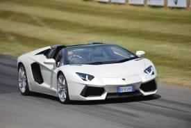 Nuevo Lamborghini Aventador