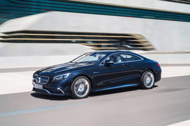 Mercedes Benz S 65 AMG Coupe (630)