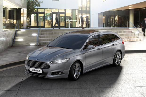 Ford Mondeo 2.0 TDCI Titanium Sportbreak Powershift (150)