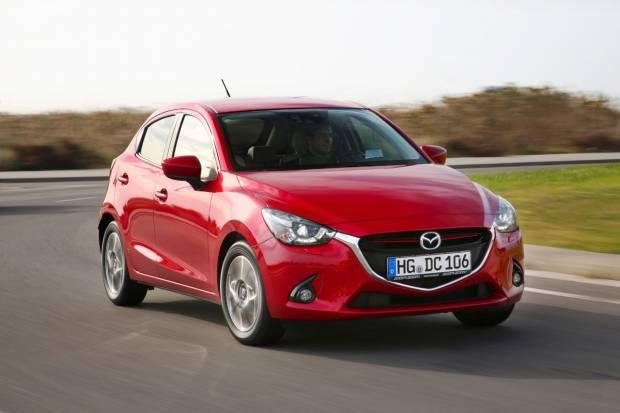 Mazda Mazda 2 1.5 Skyactiv-G Evolution Aut (90)