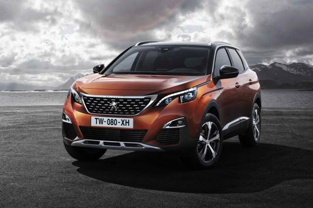 Peugeot 3008 1.2 PureTech Active EAT6 S&S (130)