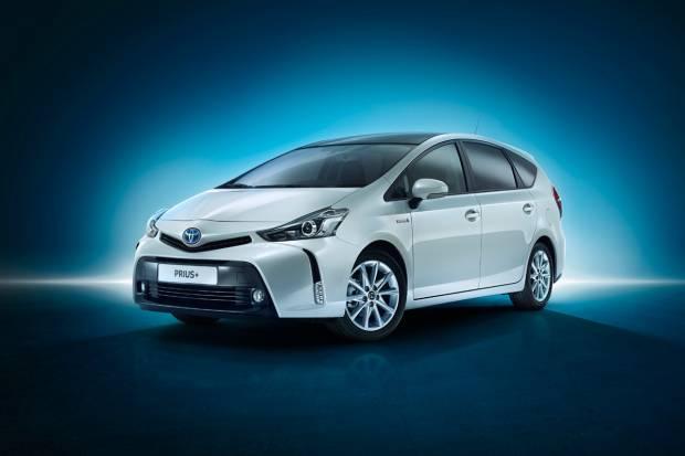 Toyota Prius+ 1.8 Eco CVT (136)
