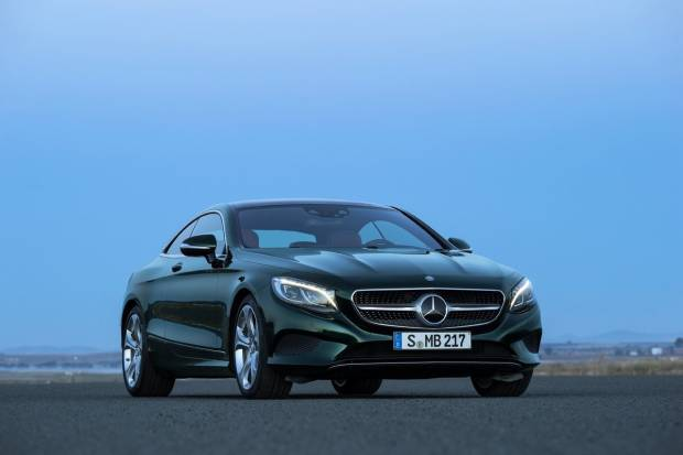Mercedes Benz S 560 4MATIC Coupe (469)