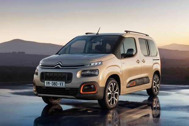Citroen Berlingo BlueHDi 75 M Live (75)