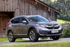 Nuevo Honda CR-V