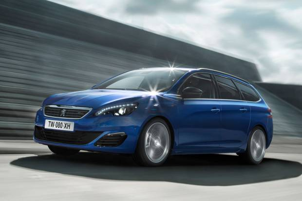 Peugeot 308 2.0 BlueHDi GT SW  EAT8 (180)