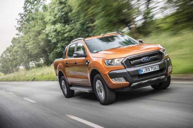 Ford Ranger 2.0 TDCi Doble Cabina Wildtrack 4x4  Aut (213)
