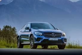Nuevo Mercedes Benz Glc Coupe