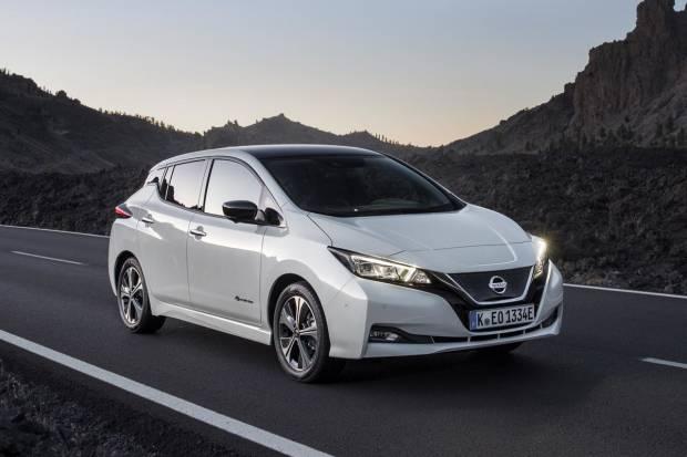 Nissan Leaf 40 kWh Tekna (150)